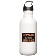 Beware / Rockhound Water Bottle