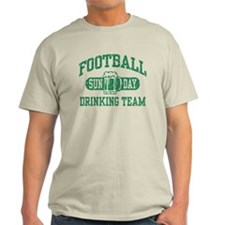Football Sunday Drinking Team T-Shirt