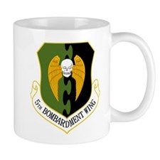 5th Bomb Wing Small Mug
