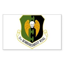 5th Bomb Wing Decal