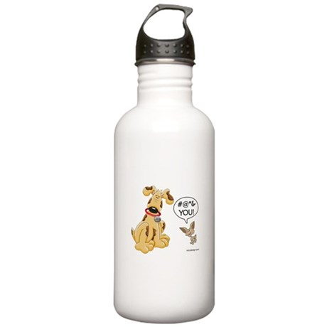 CHIHUAHUA ATTITUDE Stainless Water Bottle 1.0L