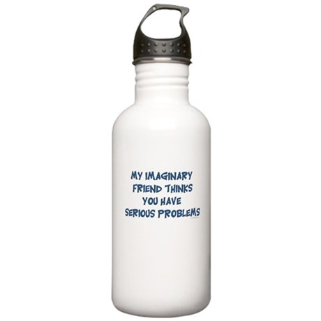 Imaginary Friend Stainless Water Bottle 1.0L
