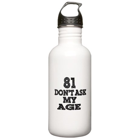 Identity Crisis Stainless Water Bottle 0.6L