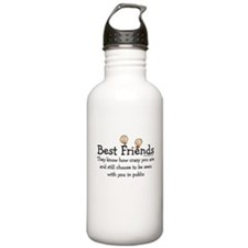 Best Friends Water Bottle