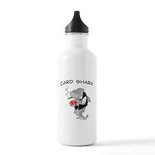 Card Shark Water Bottle