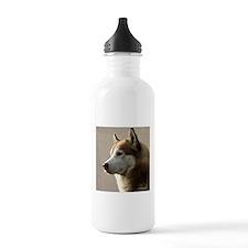 Siberian Husky Dog Water Bottle