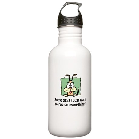 Pee on everything! Stainless Water Bottle 1.0L
