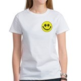 70th birthday smiley face Tee