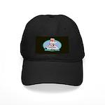 Black Logo Cap