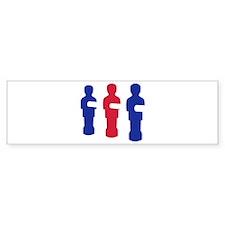 Foosball Bumper Sticker