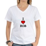 I Heart Rob Shirt