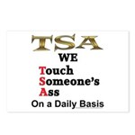 TSA Postcards (Package of 8)