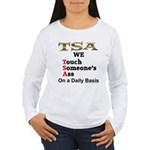 TSA Women's Long Sleeve T-Shirt