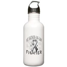 My Father-In-Law Is A Fighter Water Bottle