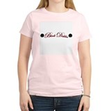Black Dahlia Women's Pink T-Shirt