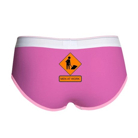 Men at Work 2 Women's Boy Brief
