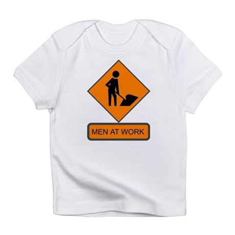 Men at Work 2 Infant T-Shirt