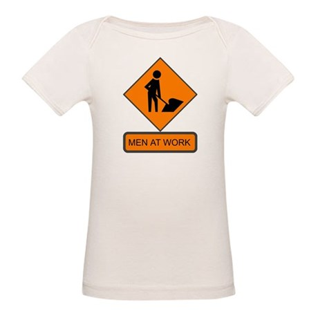 Men at Work 2 Organic Baby T-Shirt