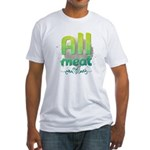Got Bokeh? Organic Men's Fitted T-Shirt