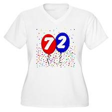 72nd Birthday T-Shirt