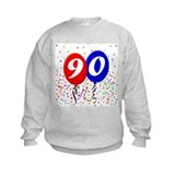 90th Birthday Sweatshirt