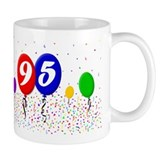 95th Birthday Tasse