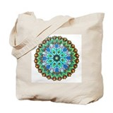 Mandala-Color Tote Bag