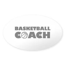 Basketball coach Decal