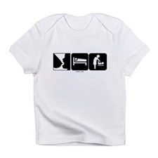 Eat, Sleep, Poop Infant T-Shirt