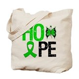 Hope Organ Transplant Tote Bag