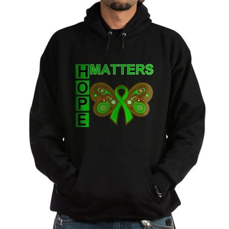 Hope Matters Organ Transplant Hoodie (dark)