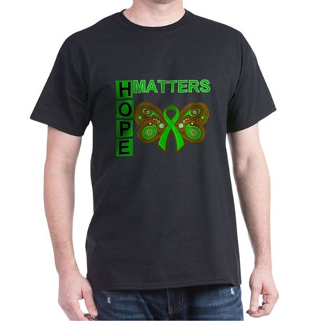 Hope Matters Organ Transplant Dark T-Shirt