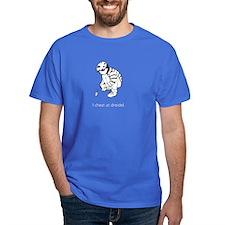 Cheat at Dreidel Dark T-Shirt