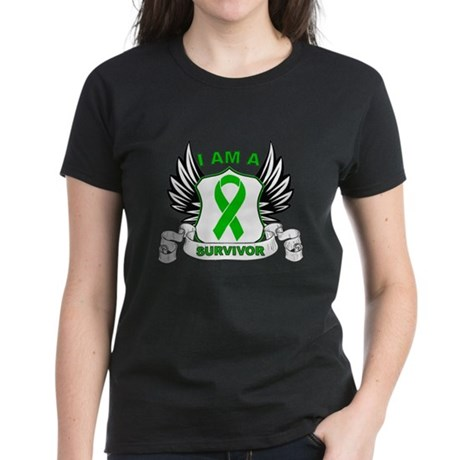 Survivor - Organ Transplant Women's Dark T-Shirt