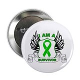 Survivor - Organ Transplant 2.25&amp;quot; Button