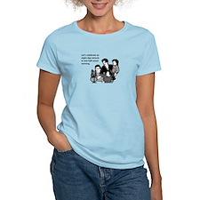 One Half Assed Evening Women's Light T-Shirt