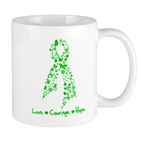 Organ Donor LoveCourageHope Mug