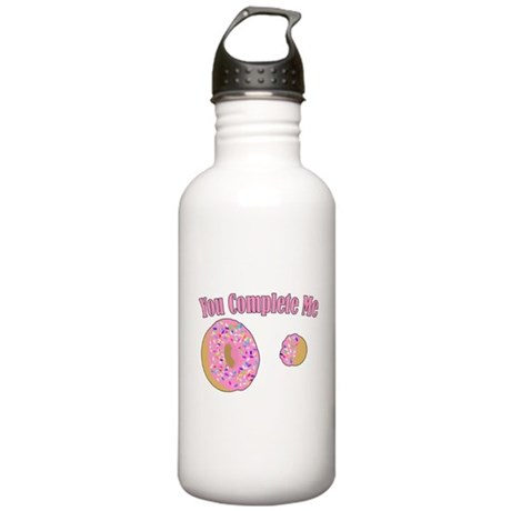 You Complete Me Stainless Water Bottle 1.0L
