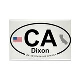 Dixon Rectangle Magnet (100 pack)