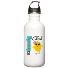 Wyoming Chick Water Bottle