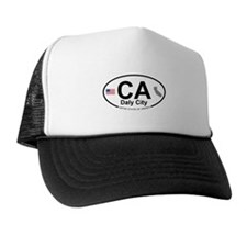 Daly City Trucker Hat