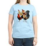 Four Gamecocks Women's Light T-Shirt
