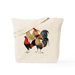 Four Gamecocks Tote Bag
