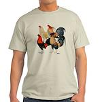 Four Gamecocks Light T-Shirt