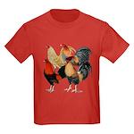 Four Gamecocks Kids Dark T-Shirt