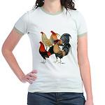 Four Gamecocks Jr. Ringer T-Shirt