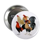 """Four Gamecocks 2.25"""" Button (10 pack)"""
