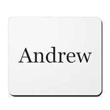 Andrew Mousepad