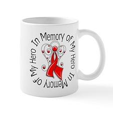 AIDS In Memory Hero Mug