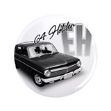 "Holden 3.5"" Button"